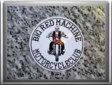 "HELLS ANGELS Support 81 Sticker Aufkleber ""Big Red Machine Motorcycleclub A05"