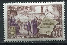 STAMP / TIMBRE FRANCE NEUF  N° 1562 ** ENCLAVE PAPALE DE VALREAS