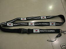 South Korea Lanyard / South Korea Flag