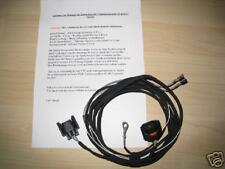 Kabelbaum Kabelsatz Nebelscheinwerfer NSW VW T5 7E HB4 nachrüsten Facelift NEU