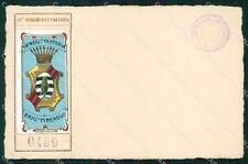 Militari Reggimentali 14º Reggimento Fanteria Brigata Pinerolo cartolina XF4457