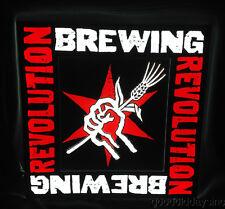 """Revolution Brewing Co. Led Logo Beer Sign Bar Light 18"""""""