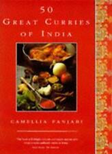 50 Great Curries of India-Camellia Panjabi, 9781856261869