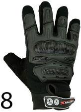 Winter-Klettverschluss Motorrad-Handschuhe aus Kevlar