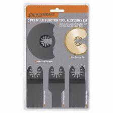 Craftright MULTI FUNCTION TOOL ACCESSORY KIT 5Pcs,Cut Timber,Plastic & Chipboard