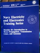 Navy Electricity and Electronics Training Series Module 10 Handbook Vintage