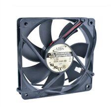 ADDA AD1224UB-A71GL 12CM 120*120*25MM 24V 0.25A 2Pin Cooling Fan