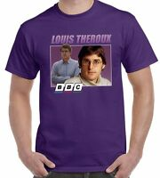 Louis Theroux BBC Inspired Funny Unisex T Shirt
