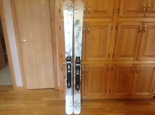Women's Volkl Aura Skis 163cm with Marker Duke Alpine/Touring Bindings