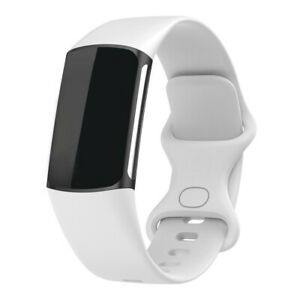 For Fitbit Charge 5 Strap Silicone/Nylon/Leather/Metal Wristband Band+TPU Case