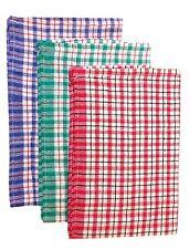 COTTON Rich Cucina Tea asciugamani panno per la pulizia Dish essiccazione, confezione da 4 asciugamani