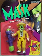 Wild Wolf Zoot Suit The MASK MOC Action Figure Kenner 1995 SEALED