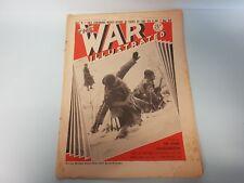 The War Illustrated No. 24 Vol 2 1940 Poilus Hurl Bomb Grenades Air War Dogs