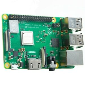Raspberry Pi 3B + RS E14 Motherboards 3 with Onboard Bluetooth and WiFi USB 2.0