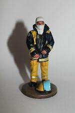 Del Prado Zinnfigur; Fireman, firedress, Sydney, Australia, 2003