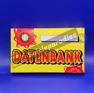 Für ADP Merkur Gauselmann Datenbank - mit 12 Mon. Garantie - Spielautomaten