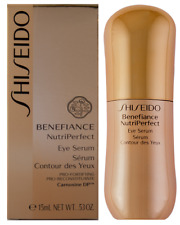 SHISEIDO BENEFIANCE NUTRIPERFECT EYE SERUM 15ML NEU & OVP