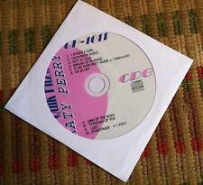 KATY PERRY KARAOKE CDG GREATEST HITS QUIK HITZ QH-1011 CD+G ($19.99)