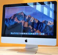 "Apple 21.5"" iMac - HUGE 1TB UPGRADED - 8GB RAM - macOS X 2017 - WARRANTY"