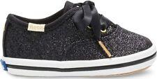 Kate Spade x Keds K-Champ Glitter Sneakers Black ( 0 - 3 M )