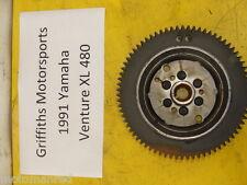 91 92 93 YAMAHA Venture XL VT480XL 88T OEM magneto rotor flywheel f4t305
