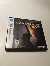 Goldeneye 007 Nintendo DS 2DS 3DS Game *Complete*