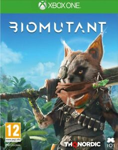 Biomutant | Xbox One New - Preorder