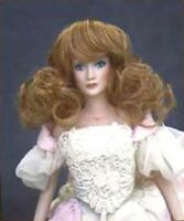 Monique Doll Wig size 4 ~ New in Box ~ JULLIEN ~ Black ~CLEARANCE SALE NOW!!