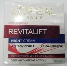 Loreal Revitalift Anti-Wrinkle Night Cream