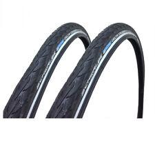 Schwalbe Delta Cruiser 700 x 32c Hybrid Bike Tyres - Black (1 Pair)