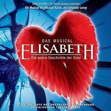 Elisabeth (Musical) Die Highlights aus der deutschen Uraufführung 2001 Co.. [CD]