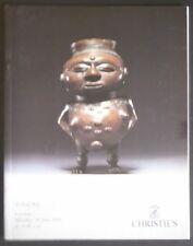 Auction Catalogue Christie's London Tribal Art June 26, 1995 African Oceanic