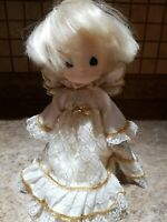 Precious Moments Vintage 1991 Angel Tree Topper or Tabletop. Adjustable Arms