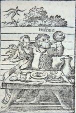 SATIRE ERASMUS ROTTERDAM LOB DER NARRHEIT LAUS STULTITIAE THURNEYSEN BASEL 1780