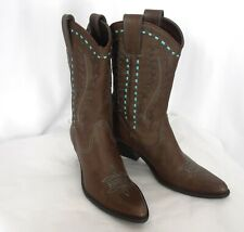 ecfe33d5e7a GB Leather Women's Cowboy Boots for sale | eBay