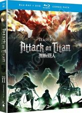 Attack On Titan: Season Two [New Blu-ray] With DVD, Boxed Set
