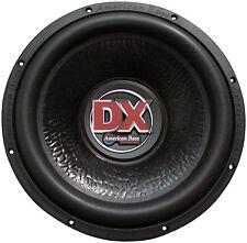 """American Bass DX154 *dx15* Woofer 15"""" Amer. Bass 1000w Max"""