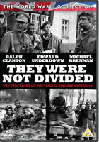 They Were Not Divided DVD (2015) Edward Underdown, Young (DIR) cert PG