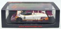 Spark Models 1/43 Scale S4718 - Jaguar XJR9 #3 LM '88 - Pescarolo/Watson/Boesel