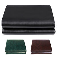 7/8/9ft Heavy Duty Fitted Leatherette Pool Table Billiard Cover Protector