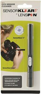 LENSPEN SensorKlear II CCD SENSOR CLEANER with Articulated Tip *NEW*