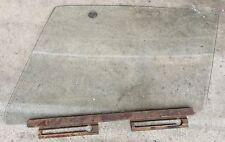 PORSCHE 911 912 ORIGINAL SEKURIT LEFT FRONT WINDOW WITH CORRECT LOGO