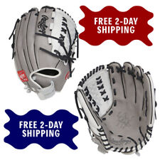 "RAWLINGS HEART OF THE HIDE 12.5"" FASTPITCH SOFTBALL GLOVE - PRO125SB-18GW"