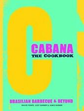 The Cabana Cookbook, Jamie Barber, Lizzy Barber, David Pont&eacute, Very Good co