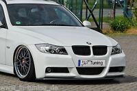 Spoilerschwert Frontspoiler Cuplippe ABS BMW E90 E91 VFL 3er M-Paket ABE