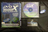 DVD REGION X PER PLAYSTATION 2