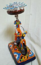 """TALAVERA from the DAY OF THE DEAD COLLECTION : """"Vendedor de Flores"""""""