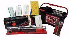 Tile Cutter 800mm Tiling Tool Kit 14Pcs Complete Tilers Kit German Products
