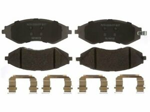 For 2009-2010 Pontiac G3 Brake Pad Set Front AC Delco 85717MD