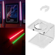 Clear Light Saber Wall Mount Wall Rack Wall Holder Multiple Angle Installation